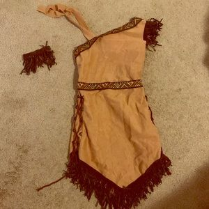 Other - Pocahontas girls costume